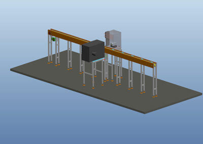 Gamma Irradiation Plant Out Sourced design 1