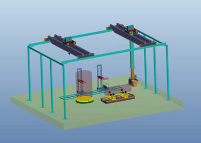 Gamma Irradiation Plant Out Sourced design 8